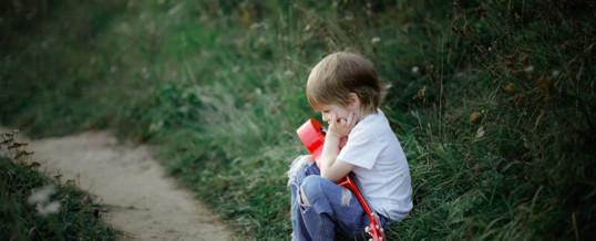 Проблема жестокого обращения и насилия над детьми