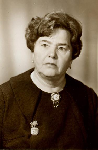 Зайцева Антонина Митрофановна