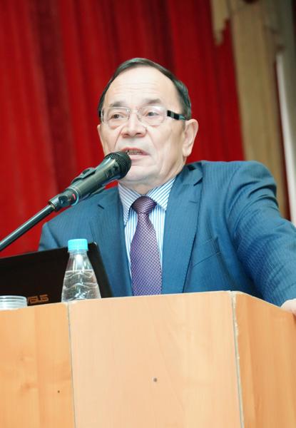 Яхин Каусар Камилович, д.м.н.,  профессор, заместитель председателя Российского общества психиатров