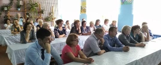 Результаты работы в Балезинском районе